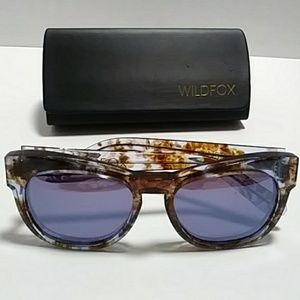 ⏬REDUCED WILDFOX Winston Mirror Sunglasses